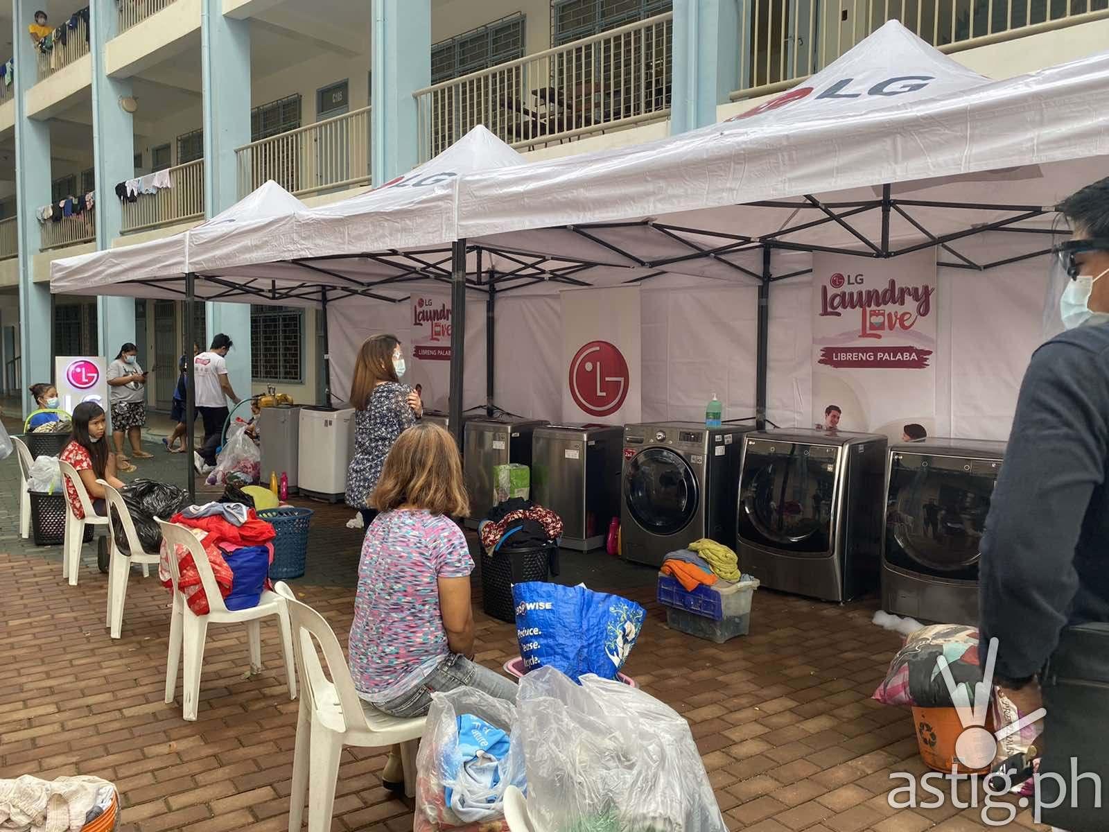 LG Laundry Love Marikina