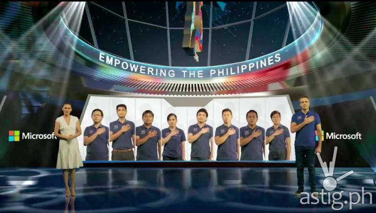 Microsoft PH Senior Leadership Team