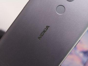 Nokia logo - Nokia 2.4 (Philippines)