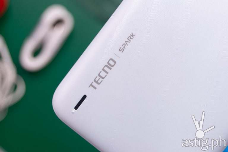 TECNO Spark logo - TECNO Spark 6 Go (Philippines)