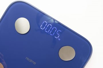 Top diagonal - realme Smart Scale (Philippines)