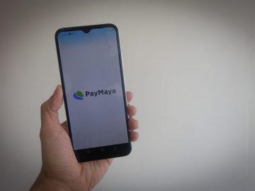 Paymaya app phone