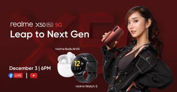 Alodia Gosiengfiao - realme X50 Pro 5G Smart Signature (Philippines)