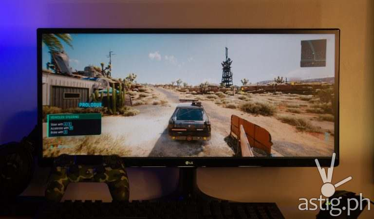 LG UltraWide 25UM58 review: Grab-and-go IPS monitor for creatives and content creators