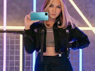 Kathryn Bernardo - realme Philippines brand ambassador