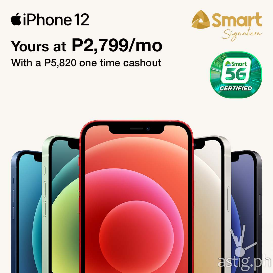 Smart 5G iPhone 12