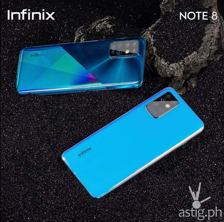 Infinix Note 8 (Philippines)