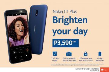 Nokia C1 Plus (Philippines)