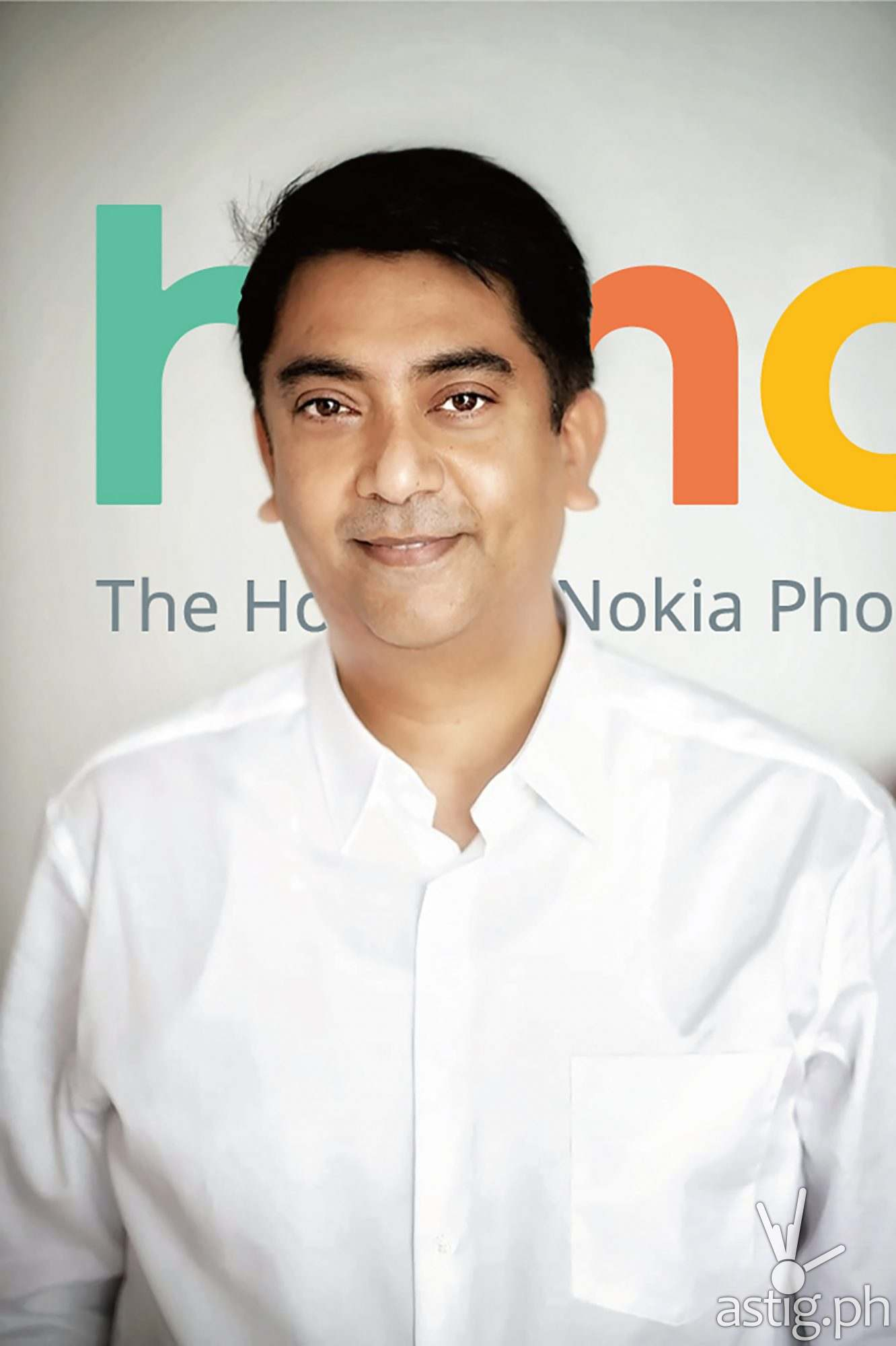 Ravi Kunwar, Regional Head for Pan Asia, HMD Global