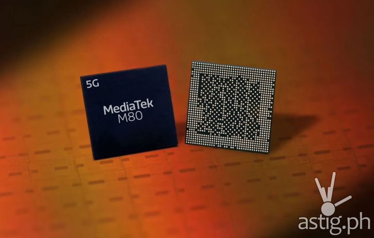 MediaTek M80 5G chip