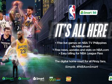 Smart NBA Philippines live streaming