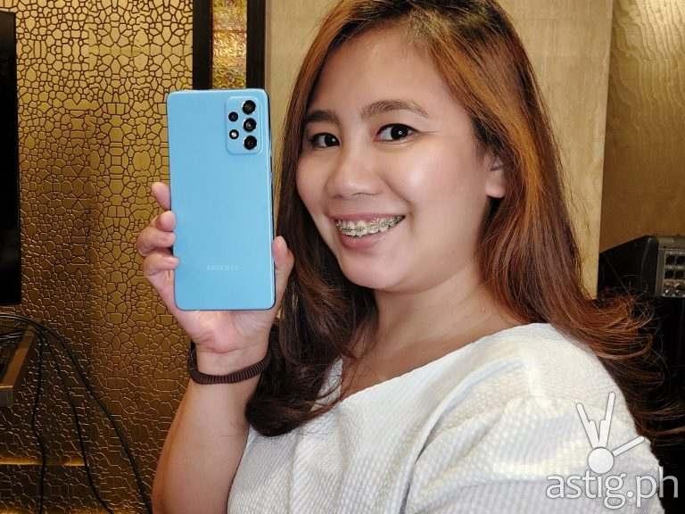 Samsung Galaxy A52 5G sample photo