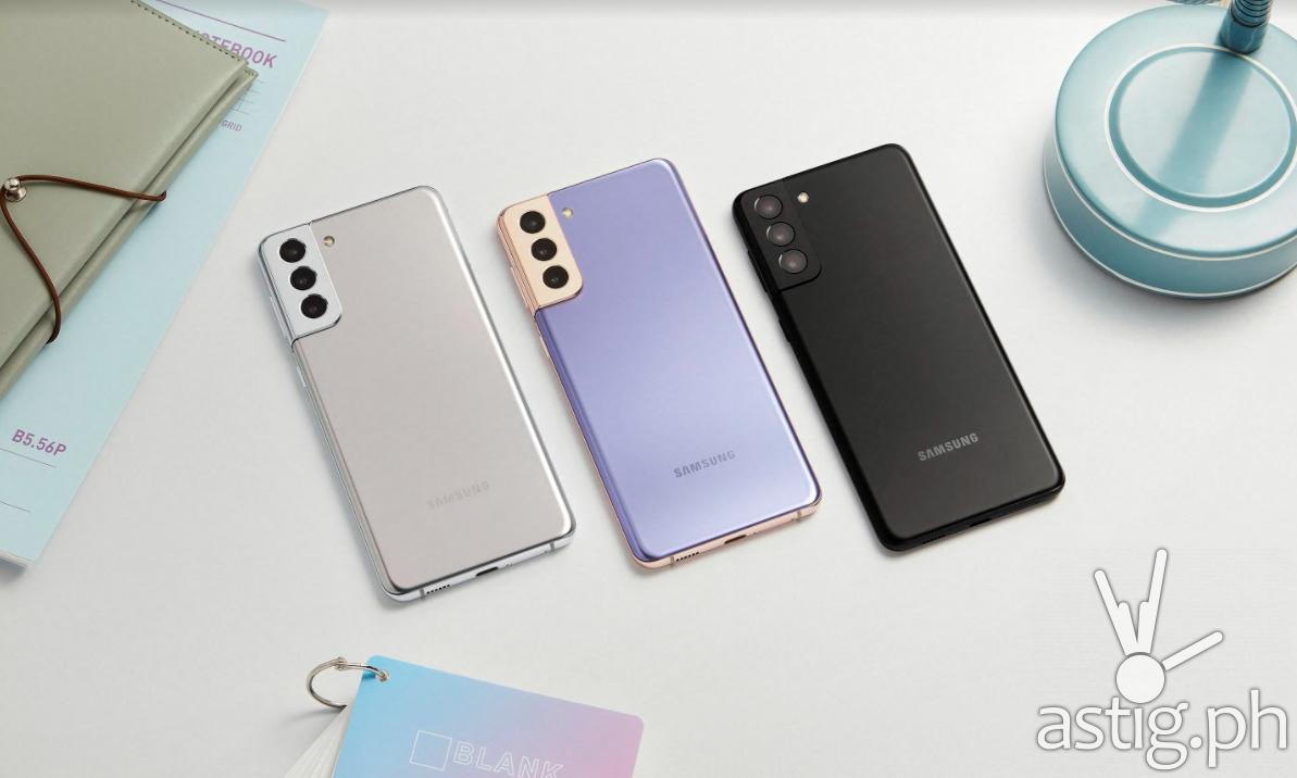Samsung Galaxy S21 5G (Philippines)