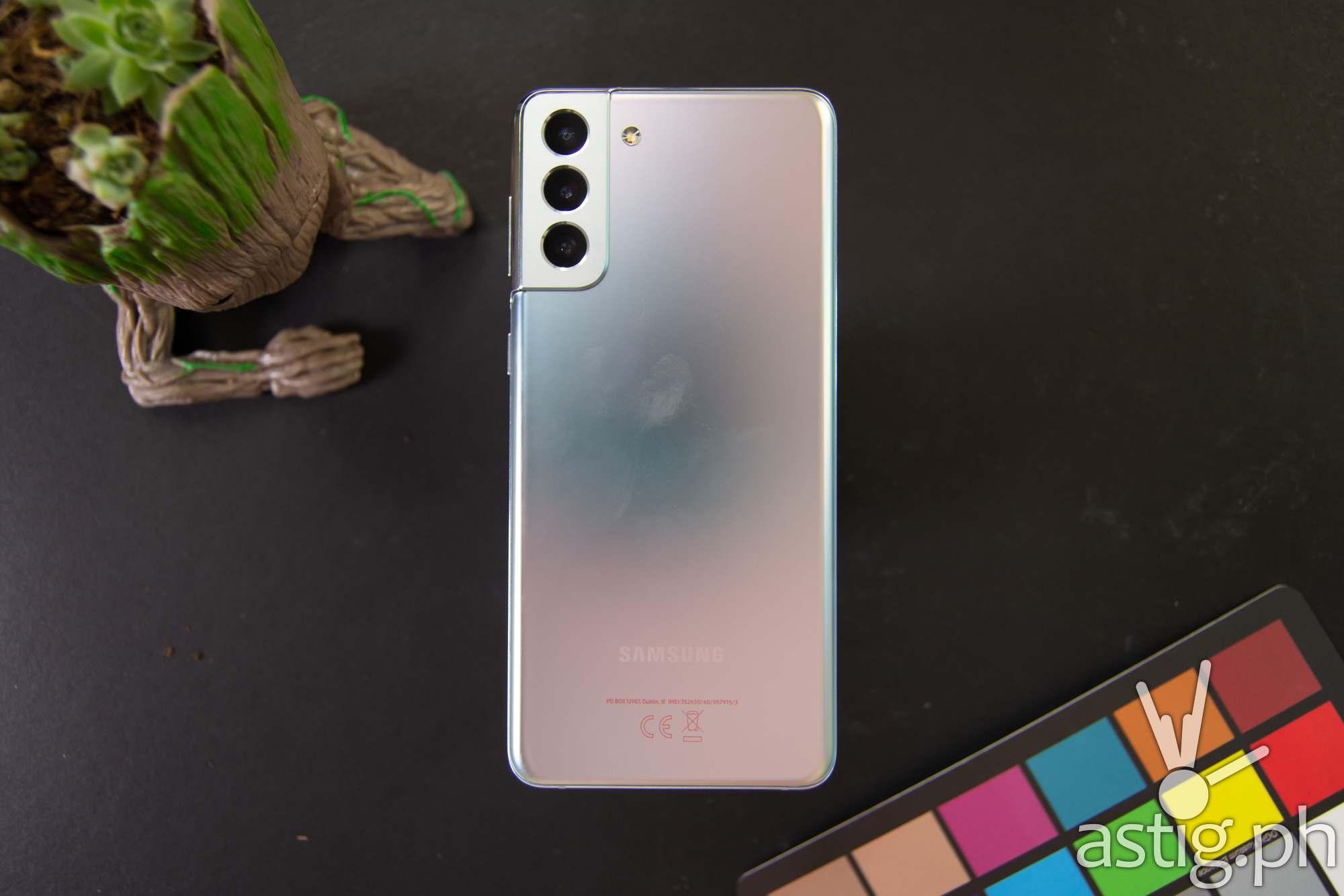 Back - Samsung Galaxy S21 Plus 5G(Philippines)