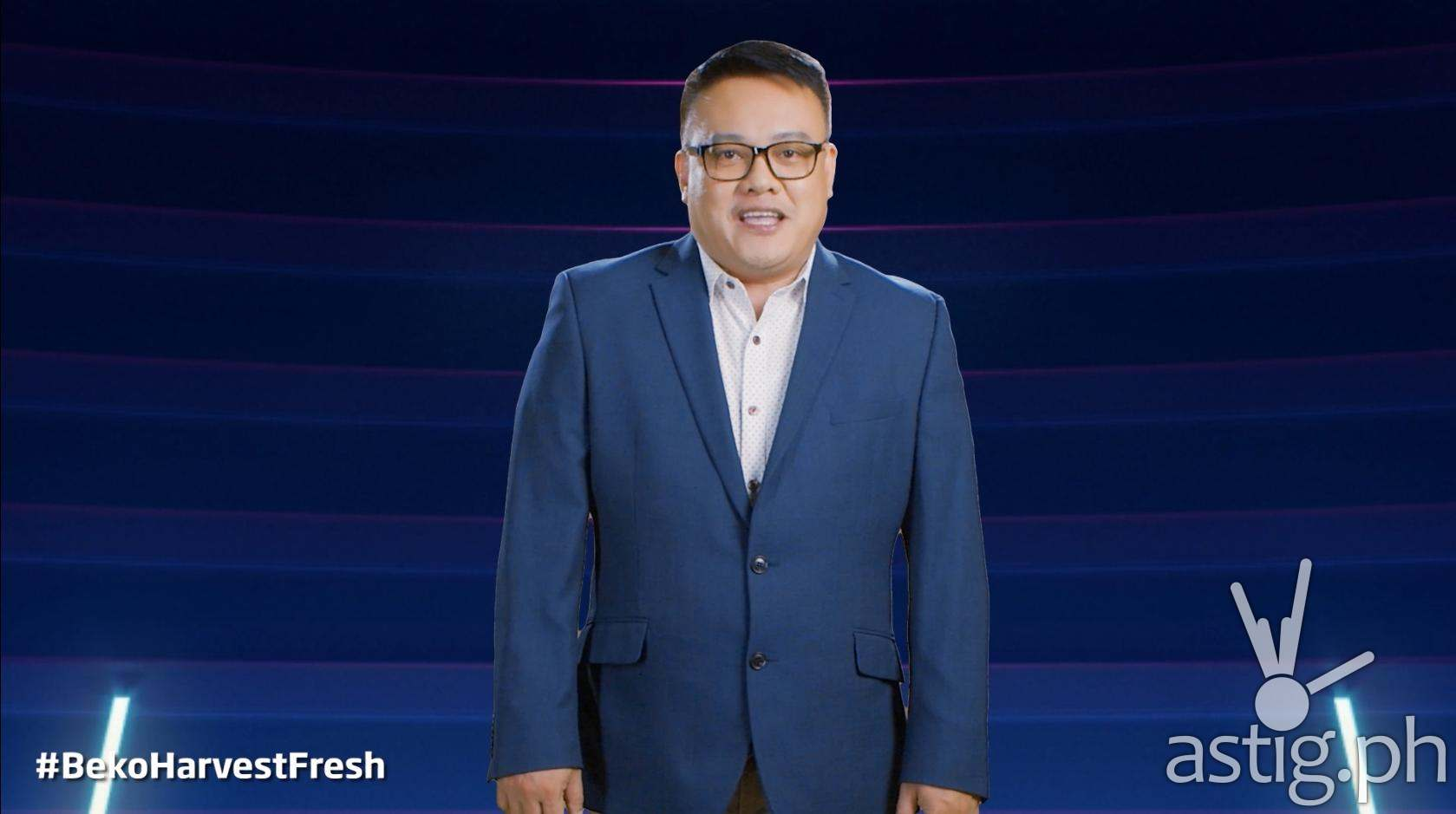 Beko Pilipinas Head of Marketing Dyeun Zapanta