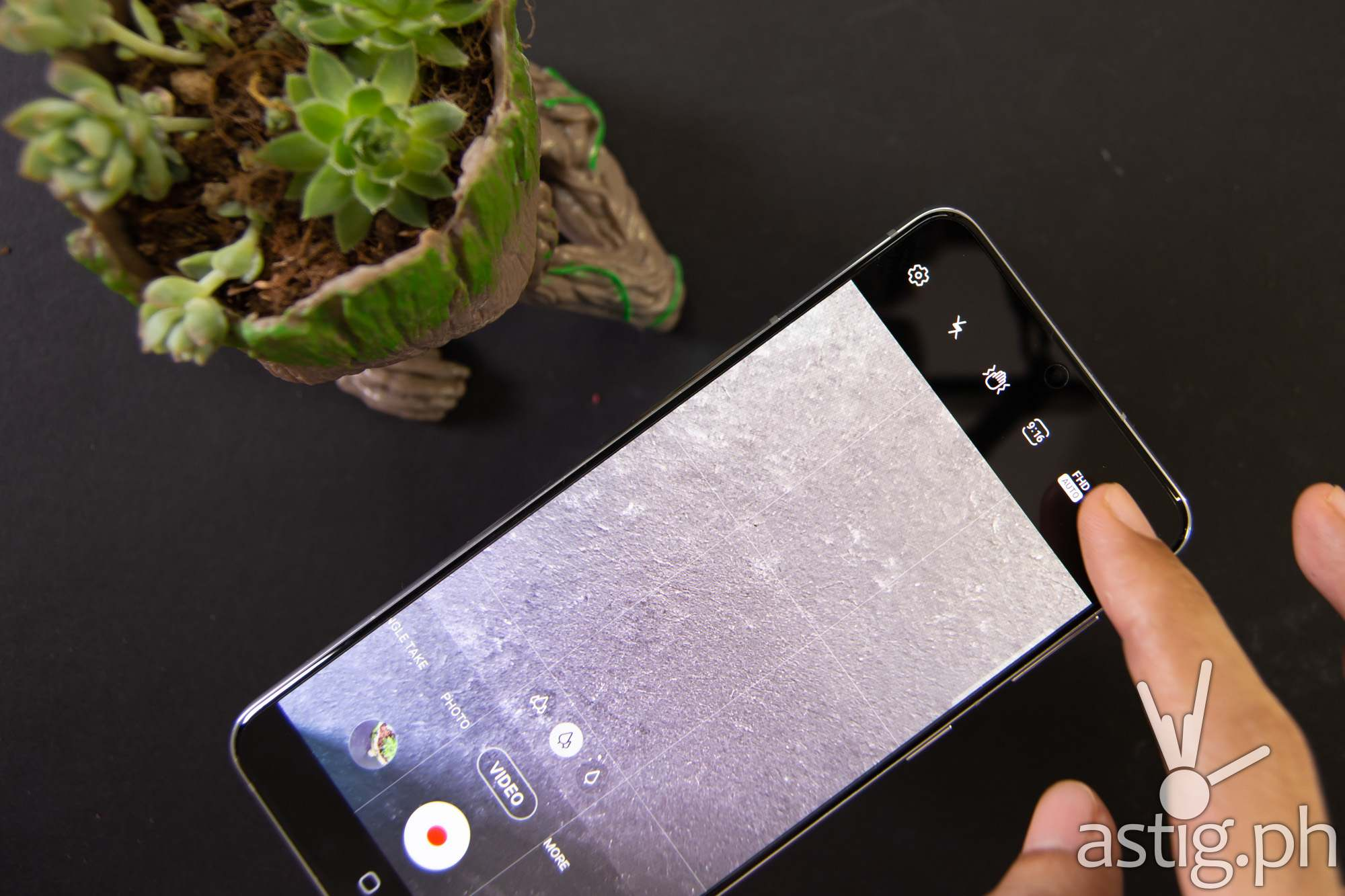 Camera software - Samsung Galaxy S21 Plus 5G (Philippines)