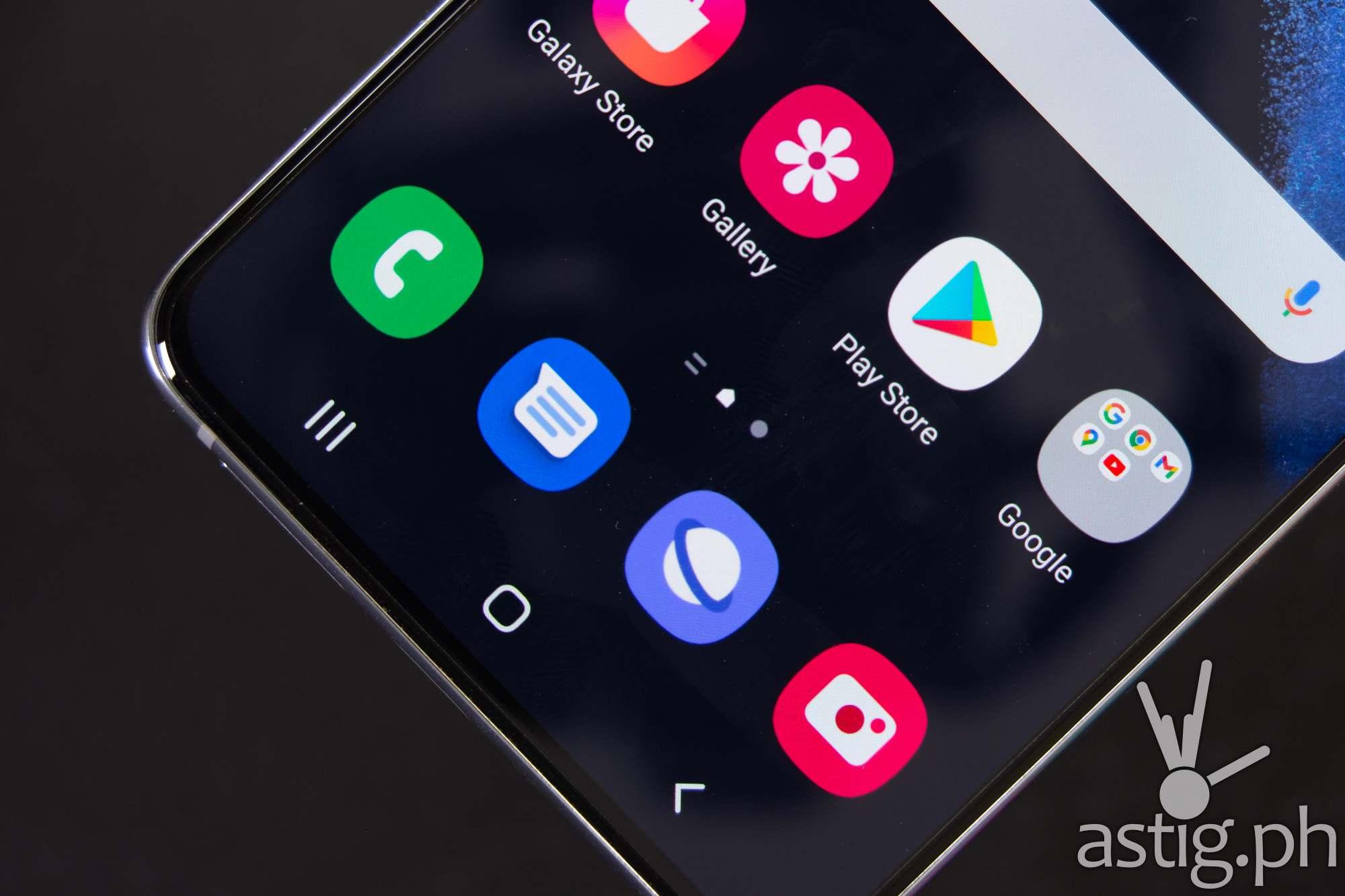 Chin - Samsung Galaxy S21 Plus 5G(Philippines)