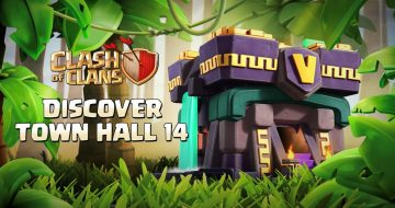 Clash of Clans - Discover Town Hall 14