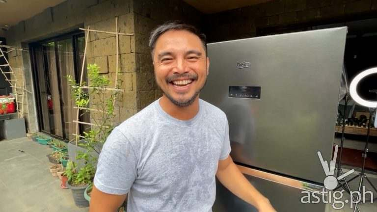 Marvin Agustin is a Beko HarvestFresh user