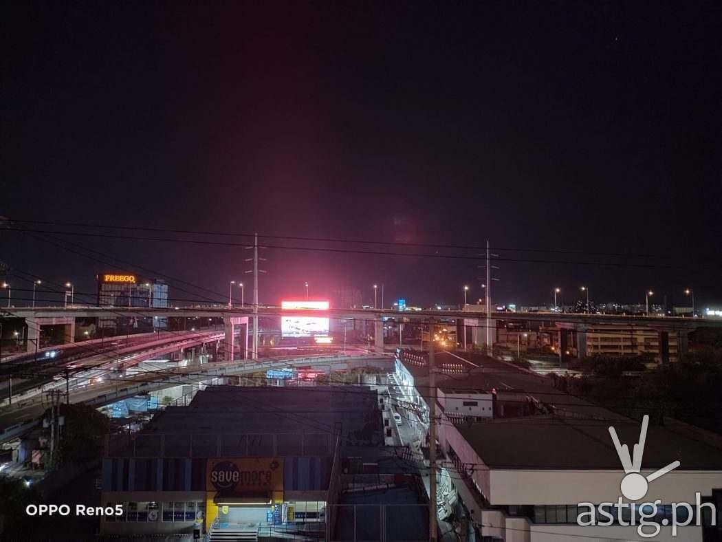 Night mode handheld - OPPO Reno5 Marvel Edition sample photo (Philippines)