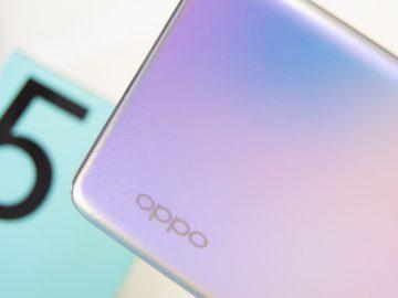 OPPO logo - OPPO Reno 5 5G (Philippines)