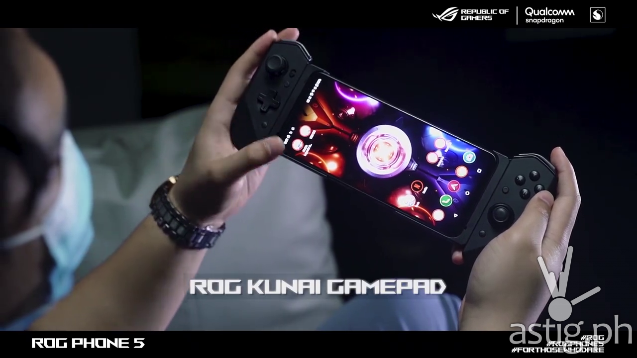 ROG Kunai Gamepad 5 - ROG Phone 5 (Philippines)