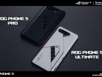 ROG Phone 5 Pro, ROG Phone 5 Ultimate (Philippines)