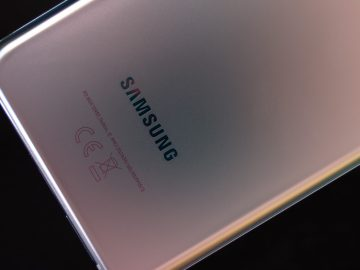 Samsung logo - Samsung Galaxy S21 Plus 5G (Philippines)