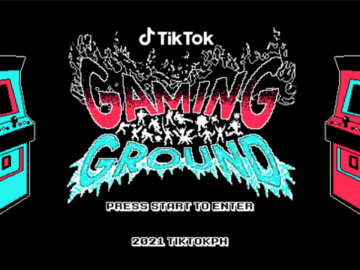 TikTok PH Gaming Ground 2021