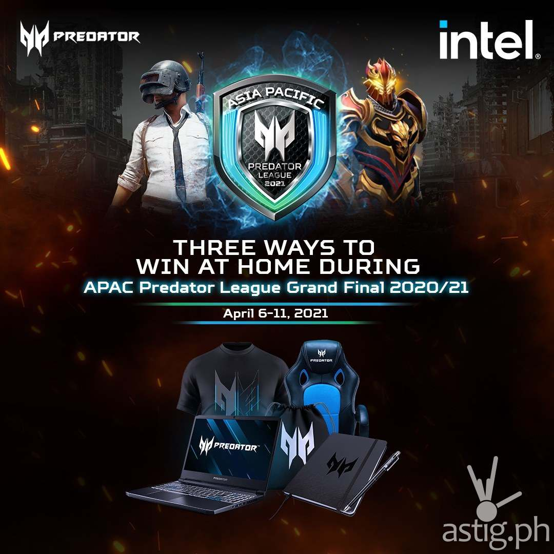 Win these exclusive prizes from the Predator League 2020-21 Grand Final
