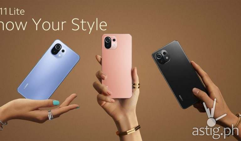 Mi 11 Lite launched in PH: 6.55″ 90Hz AMOLED, Snapdragon 732G, 64MP cameras