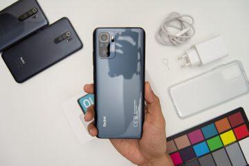 Back handheld - Redmi Note 10 (Philippines)