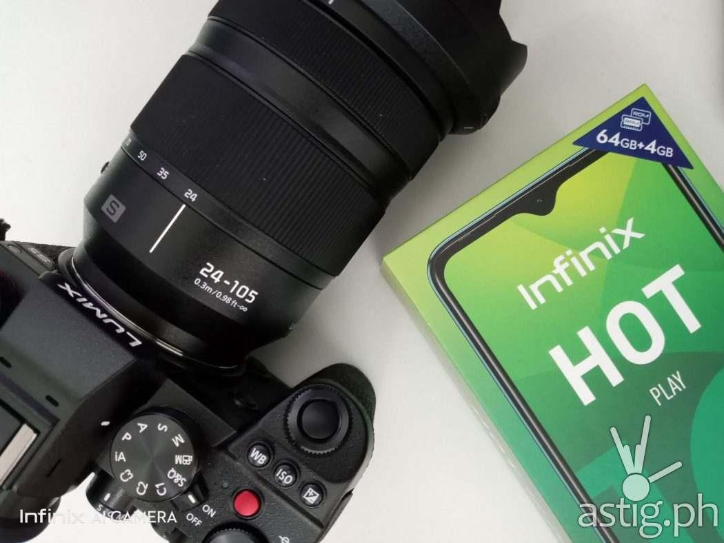Camera - Infinix HOT 10 PLAY sample photo
