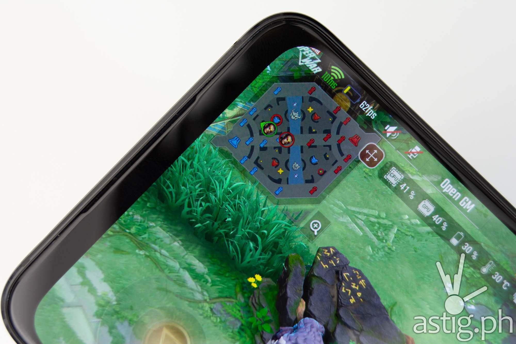 Marvel Super War frame rate - ROG Phone 5 (Philippines)