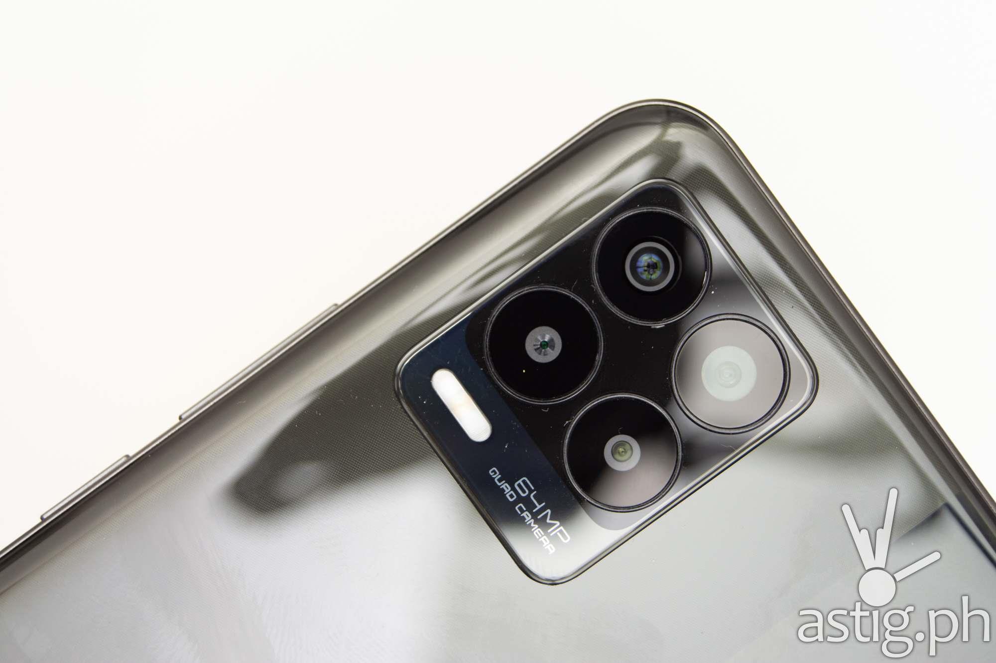 Rear cameras - realme 8 (Philippines)