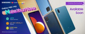 Samsung Galaxy M12 (Philippines)