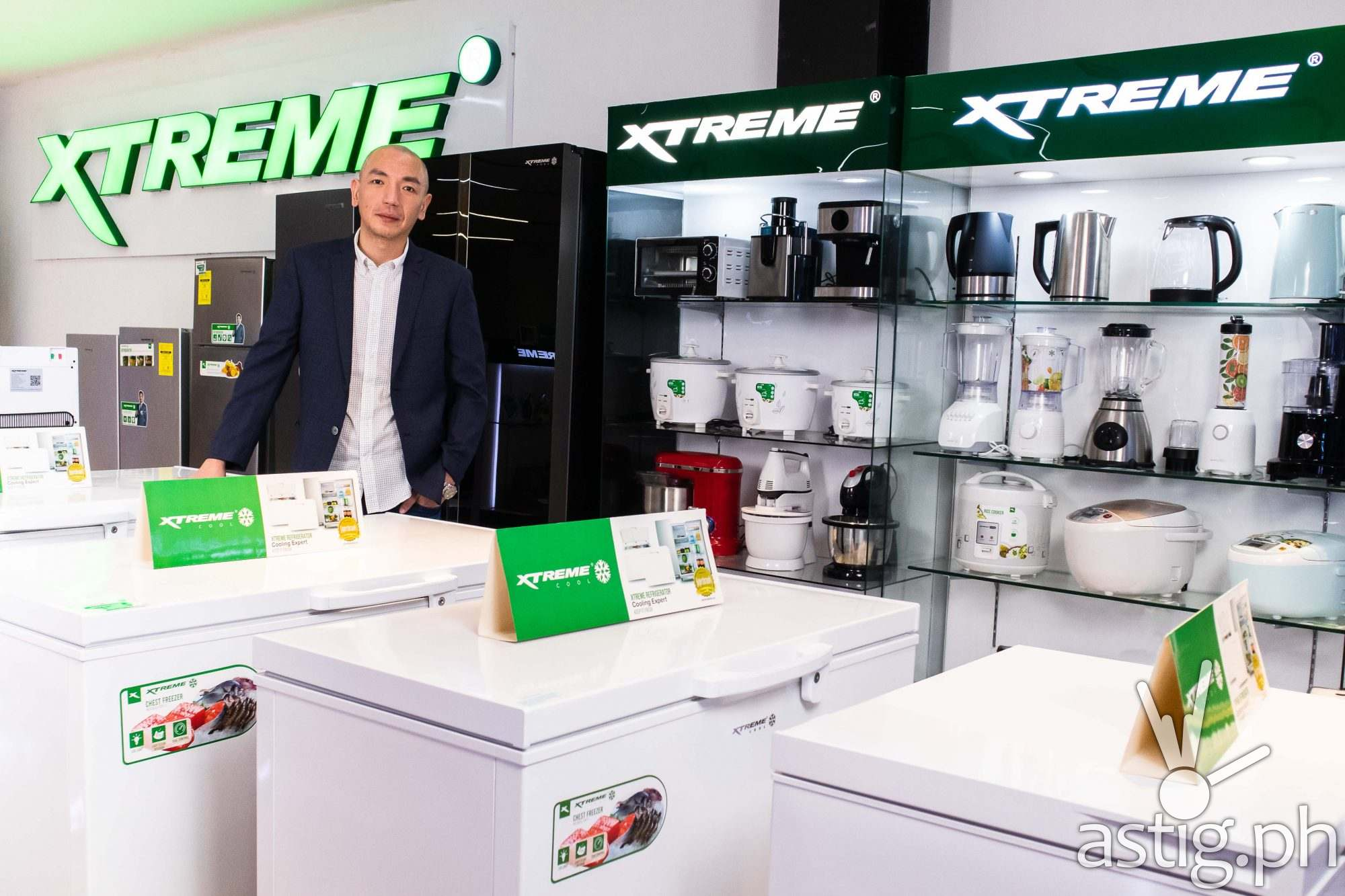 Adrian Lim, XTREME Appliances President