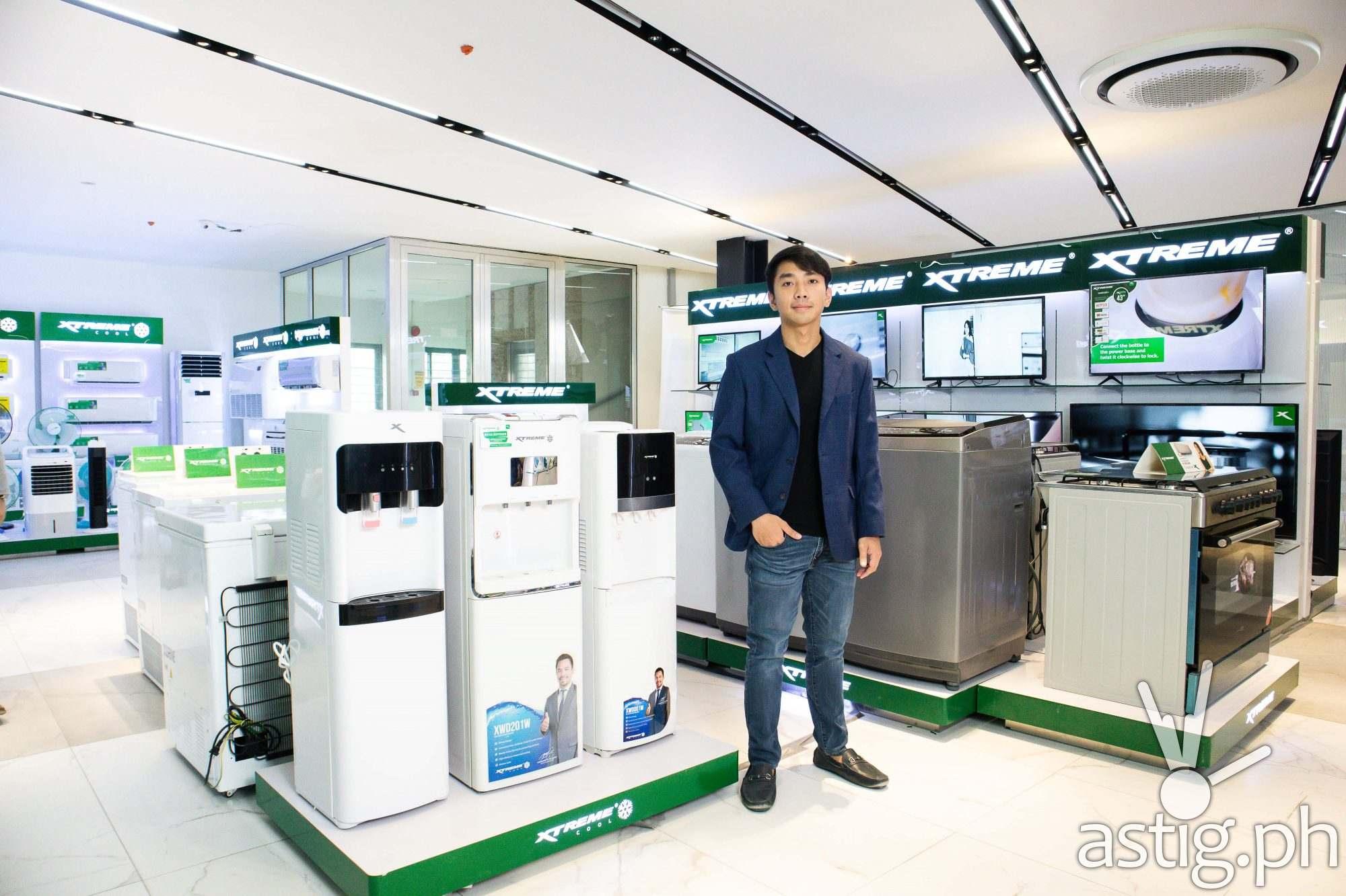 Kevin Richard Lim, SGC Vice President