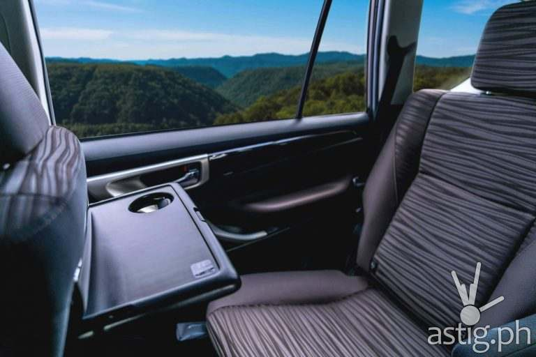 The New Toyota Innova has ample space and new features that meet the needs of the entire family