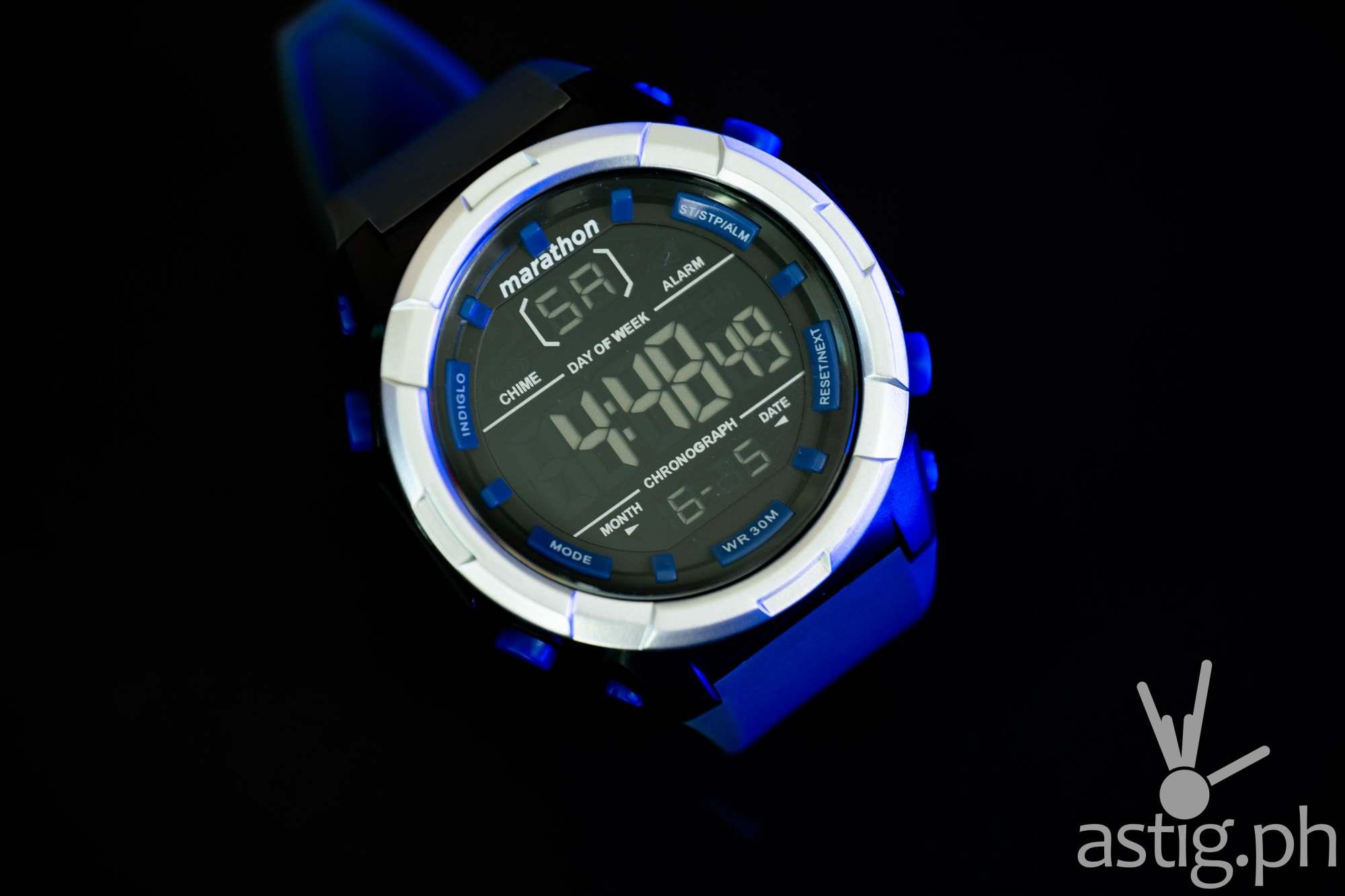 Timex Marathon Grey (Philippines)