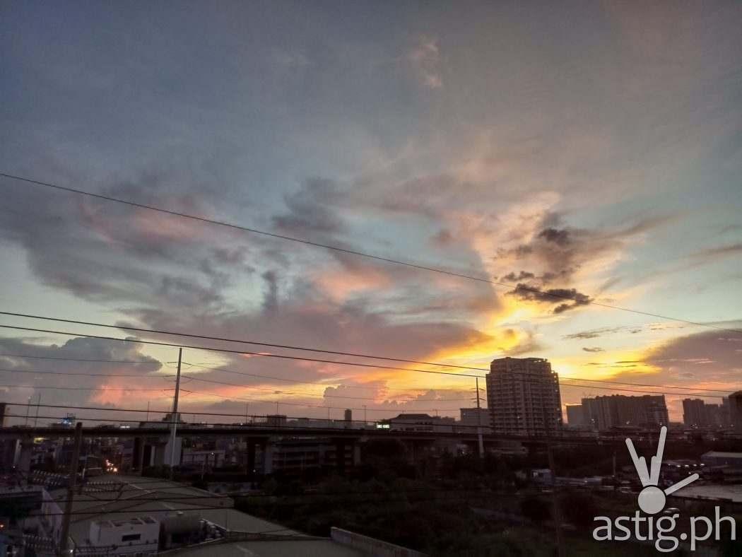 Sunset - TECNO POVA 2 sample photo
