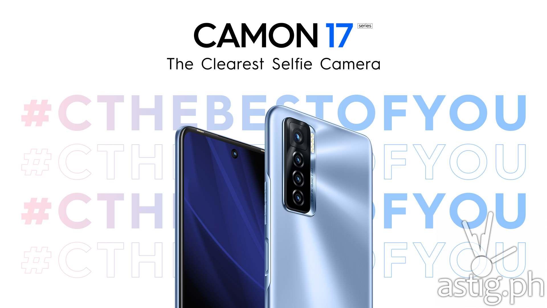 TECNO Camon 17 Series
