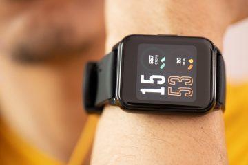 TechKuya on wrist - realme Watch 2 (Philippines)