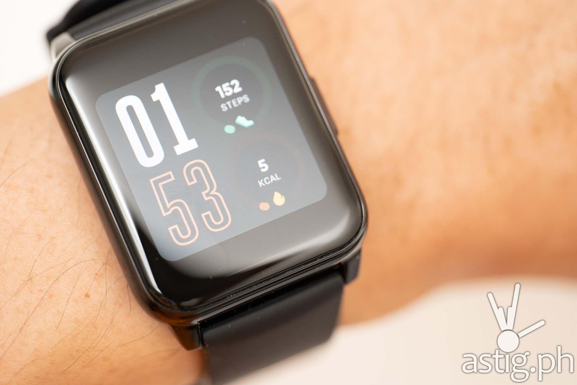 Wrist macro - realme Watch 2 (Philippines)
