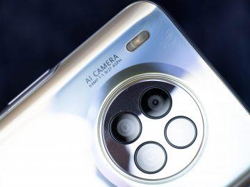 64MP quad cameras - HUAWEI nova 8i (Philippines)