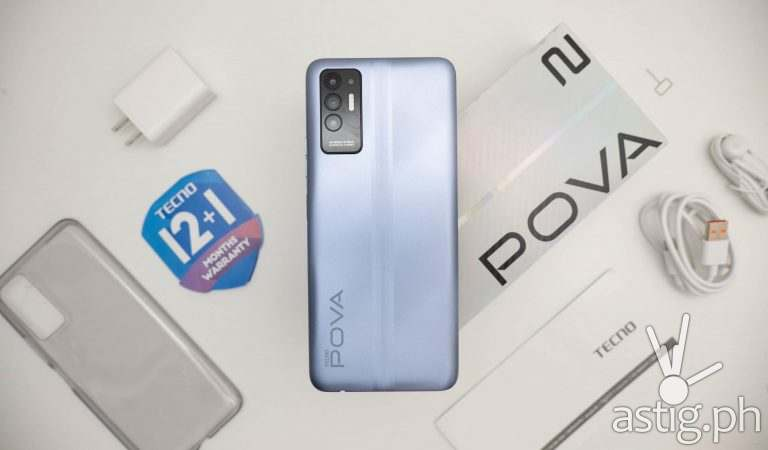 TECNO POVA 2 review: Our favorite TECNO phone so far