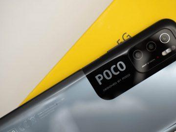 Back on box - POCO M3 Pro 5G (Philippines)
