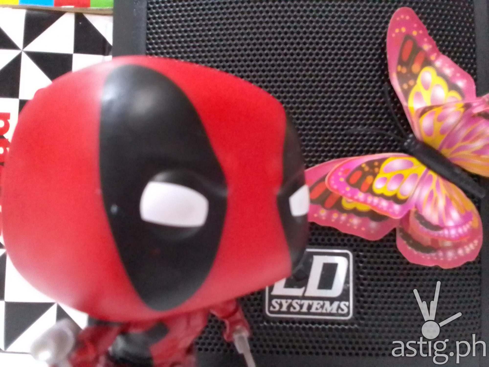 Deadpool - Nokia C20 sample photo
