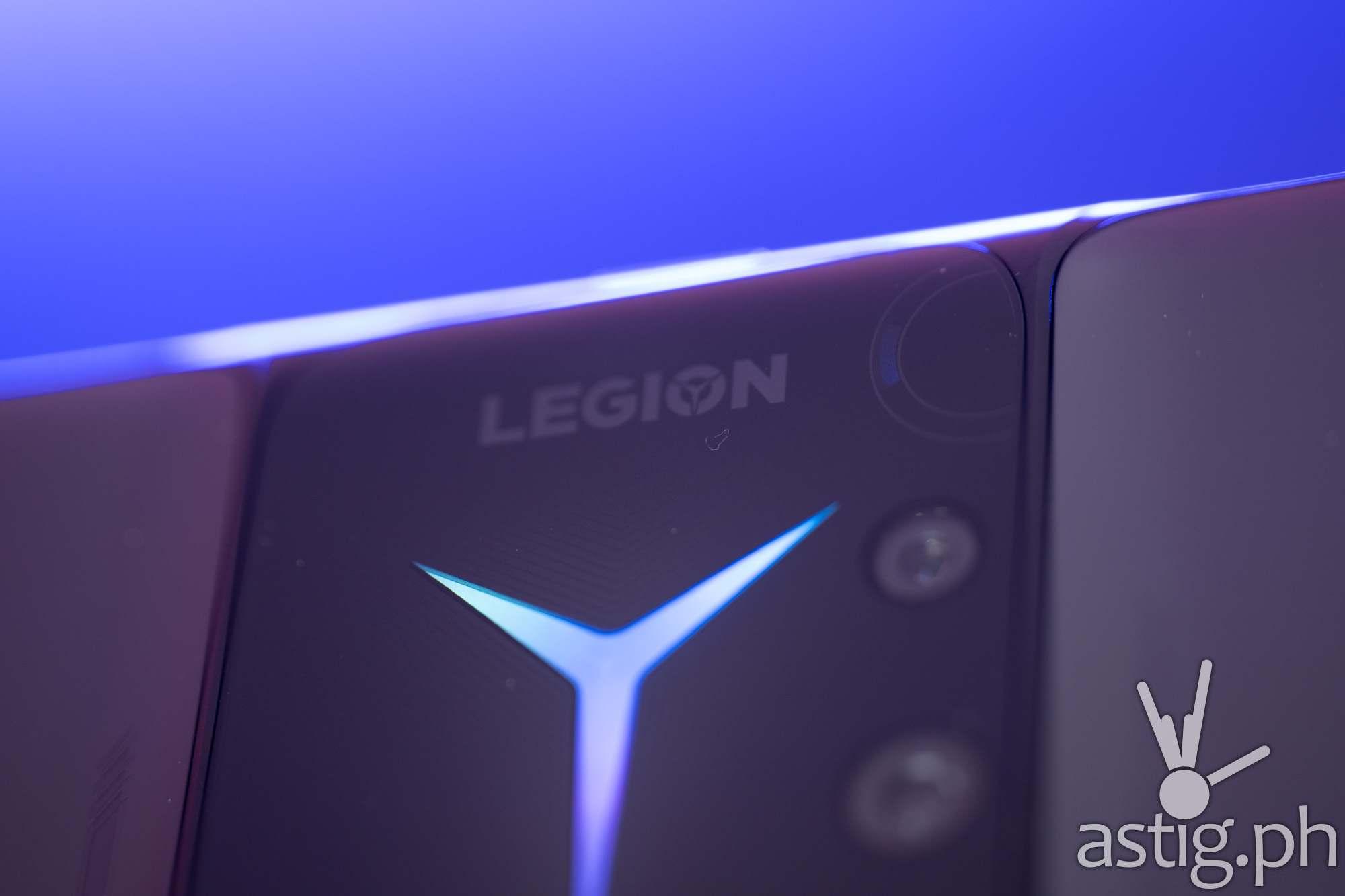Legion RGB logo, mini fan - Legion Phone Duel 2 (Philippines)