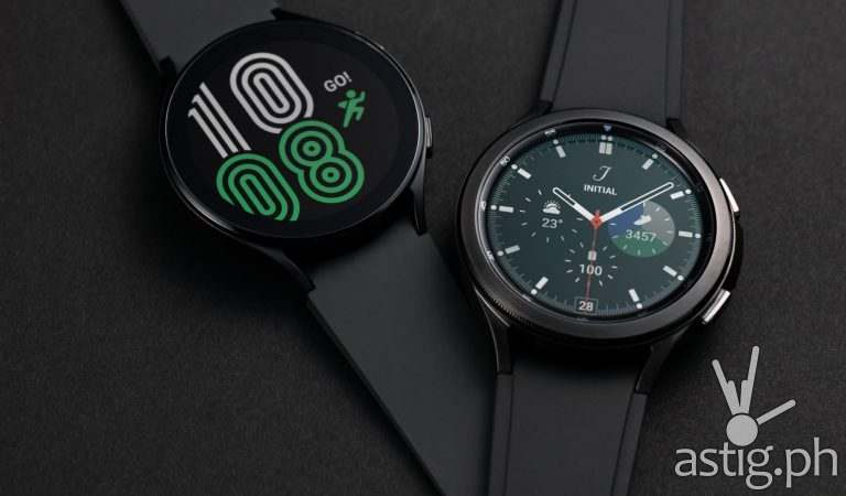 Galaxy Watch 4 launched, priced in the Philippines